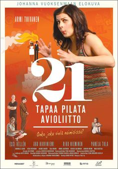 21 way to ruin a marriage de Johanna Vuoksenmaa