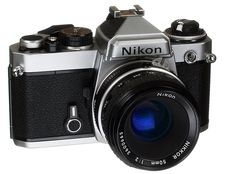 The FE was Nikons first electronic camera, thus needing batteries to operate. Based on the FM, it differed by using electronics for most functions including the shutter. While an excellent camera, professional snobbery around the zize and electronics affected sales. See more Nikons at: www.web4homes.com/cameras
