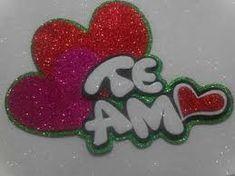 Resultado de imagen para Figuras y recuerditos de foami, amistad Valentine Decorations, Valentine Crafts, Valentines, Foam Crafts, Diy And Crafts, Glitter Crafts, Love Days, Heart Crafts, Gift Tags