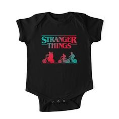 20% sitewide with NEWYEAR2018 . Stranger Things Retro Poster Baby T-shirt . #tshirt #strangerthings #tvshow #tv #fashion #style #onesie #family #baby #apparel #cool #newyearsgifts #newyear #2018 #sales #sale #deals #art #design #tshirts #onlineshopping #popular #tvshowtshirt #shopping #tshirtdesign #upsidedowm #giftsforhim #gifts #giftsforher #39;s #xmasgifts #redbubble #christmasgifts • Also buy this artwork on men-women's and kids apparel, stickers, phone cases, tote bags and more.