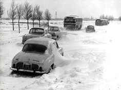 innl / IJskoude winter (1962-1963)
