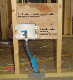 Checking the plumbing rough-in installation in the stud walls is one of the most important things the home builder will do.  This page gives practical advice on checking plumbing in the walls.