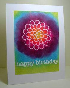 Tie-dye Birthday