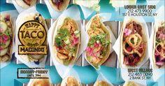 Happy Taco Hour every day. 2x$5 - 4x$9.50