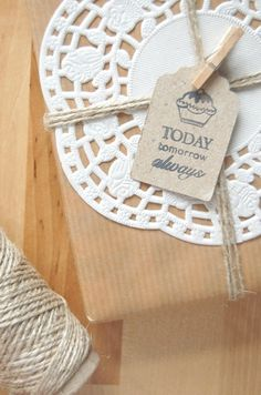 About the nice things: Nice Packaging: Craft con blonda