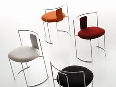 Chair / stool GAJA - GAJA BAR - Simon by ESTEL