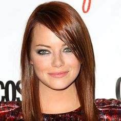 Red hair color ideas. I kinda want to do my hair this color