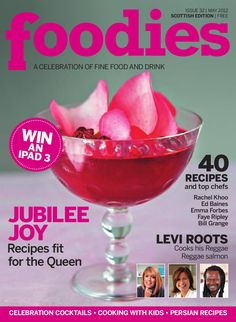 Foodies Magazine May 2012