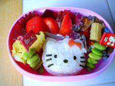Hello Kitty-Bento!