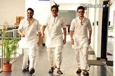 Events - Akkineni Heroes Dhoti Style gallery clips actors actress stills images