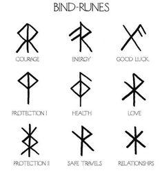 Viking Rune Tattoo, Norse Tattoo, Viking Tattoos, Inca Tattoo, Rune Symbols, Symbols And Meanings, Viking Symbols, Mayan Symbols, Tattoo Symbols