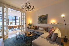 Vida Design, Couch, Furniture, Home Decor, Living Room, Settee, Decoration Home, Sofa, Room Decor