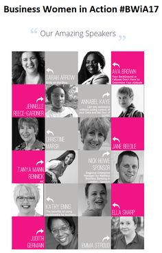 Here are awesome women creating RAPID BUSINESS CONFIDENCE for you 22 Nov