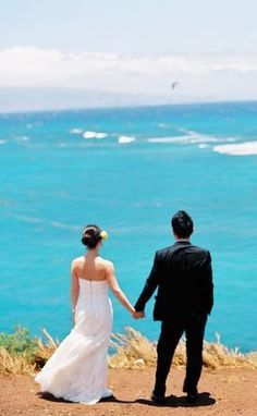 A Wedding in Paradise! #destination #weddings #inspiration