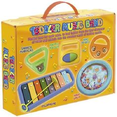Complete Toddler All In One Band In A Box
