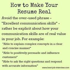 Your resume defines your career. Get the best job offer with a professional resume written by a career expert. Our resume writing service is your chance to get a dream job! Get more interviews today with our professional resume writers. Job Interview Questions, Job Interview Tips, Job Interviews, Interview Answers, Job Career, Career Advice, The Words, Job Help, Job Info