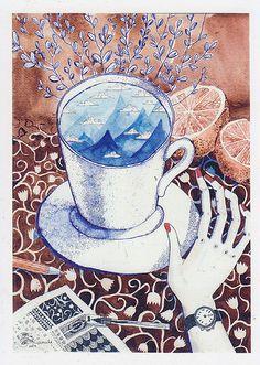 sin título by loretoidas on Flickr.Teatime