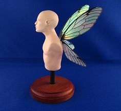 OOAK Sculptor: Iridescent Fantasy Film Wing Tutorial