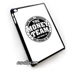 TMT The Money Team Hard Work Floyd Mayweather Logo iPad Case , iPad Mini Case , Ipad 2 3 4 Case