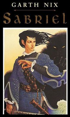 Sabriel - never heard of this one before, but it sounds interesting in a fantasy sort of way. it's a trilogy as well.