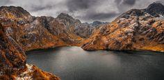 Harris Lake New Zealand by Trevor Tutt on 500px
