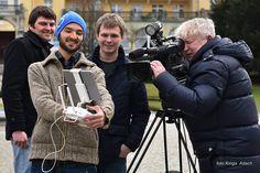 Twórca SowiWeb, agencji multi marketingowej opowiada o zastosowaniu i zapotrzebowaniu na użycie dronów.