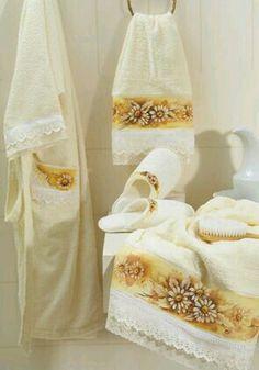 Pintura toalha