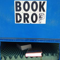Day Twenty-One: books in wild. The contents of the library book drop on Main Street. Library Books, Twenty One, Main Street, Contents, The Twenties, Cinema, Drop, Movies, Films