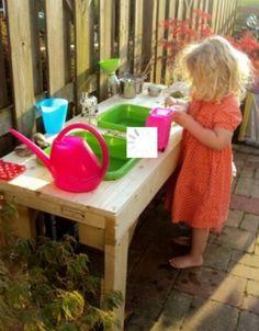 Tuin idee voor kinderen