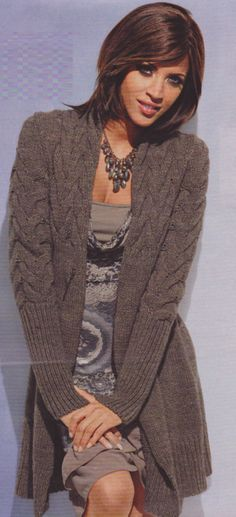 sweater cardigan ♥✤ | Keep the Glamour | BeStayBeautiful