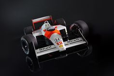 F1 cars can accelerate from 0 to 100 mph and decelerate back to 0 in just four seconds! What's your favourite F1 car?