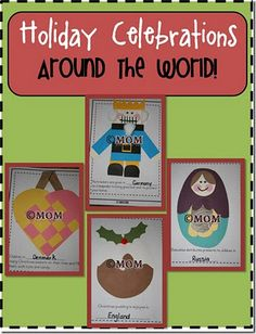 Great Resource for Holiday Celebrations around the world!