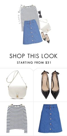 """Untitled #41"" by saraa89 ❤ liked on Polyvore featuring Mulberry, Retrò, J.Crew and H&M"