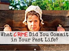 What Crime Did You Commit in Your Past Life? Piracy in the caribbean