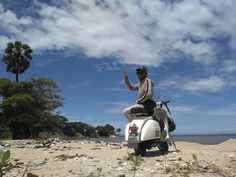 Ocean Fishing Casting celebes indonesia