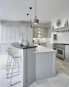 9 best tom howley open plan grey kitchen images gray kitchens rh pinterest com
