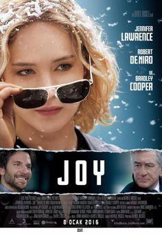 Joy full hd izle; küçük bir kızken bile hayal gücü gelişmiş ve yeni icatlar üretme konusunda farklı bir çocuktur. Hayatındaki zorlukları bir kenara bırakıp hayallerinin peşinden gitmek isteyen Joy'u Jennifer Lawrence canlandırıyor. Bradley Cooper ve Roberto DeNiro filmin diğer oyuncuları IMDB puanı 6,6 olan film Joy nettenfilm.com adresinde türkçe dublaj 720p ve 1080p kalitesinde sizlerle.
