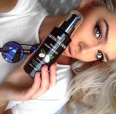 Our Coconut Oil Skin Care contains Collagen for added skin perfection ✌️#chintaisland #tan #face #moisturiser #body #babe #summer #coconut #skincare #vegan #beauty