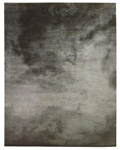 Tufenkian Carpets - SKY CHARCOAL