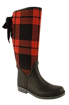 Coach Tristee Signature C Women's Rubber Rainboots Boots >>> Find out more details by clicking the image : Boots