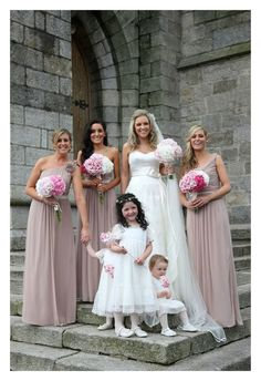 Stephanie Allin / Dessy Bridesmaid Dresses