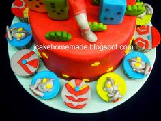 Jcakehomemade Happy 4th Birthday, 4th Birthday Parties, Man Birthday, Birthday Cakes, Cake Decorating, Cupcakes, Party, Desserts, Handmade