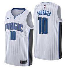 779b8030c90 Orlando Magic Nike Association Swingman Jersey - Evan Fournier - Mens