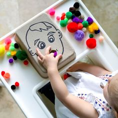 hand and eye coordination game for toddlers fine motor skills