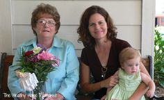 Happy Mother's Day Mom!  I love you!   http://www.thehealthyhomeeconomist.com/top-10-health-decisions-mom-totally-nailed/