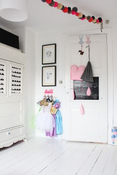 Kids room - Vintage wardrobe - by.bak