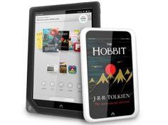 Nook HD - tableta android cu cea mai mare rezolutie pentru un dispozitiv de 7 inch