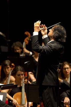 """Der italienische Stardirigent Riccardo Muti spricht über Musik """"als eine der höchsten Ausdrucksmöglichkeiten der menschlichen Seele""""."""