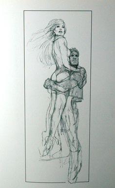 Afbeeldingsresultaat voor don lawrence sketchbook
