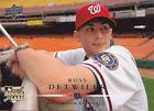 For Sale: ROSS DETWILER 2008 UPPER DECK BASEBALL ROOKIE CARD #313 WASHINGTON NATIONALS http://sprtz.us/NatsEBay
